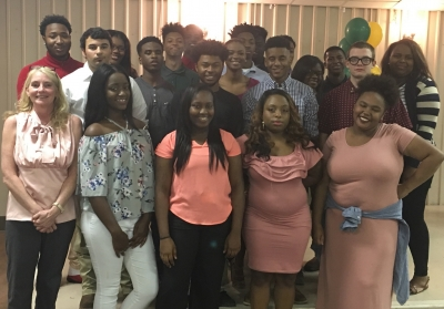 Livonia High School Hosts General Cooperative Education Program Banquet